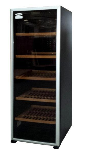 Warrior 樺利 恆溫儲酒冰櫃 226瓶 EW~470G   EW470G 紅酒櫃 低