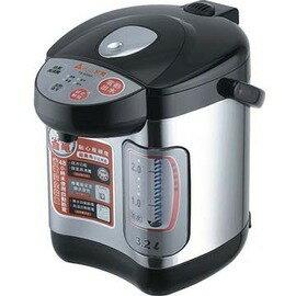 元山 3.2L 全功能熱水瓶 YS-520AP 底座採用防火材質 貼心夜視燈