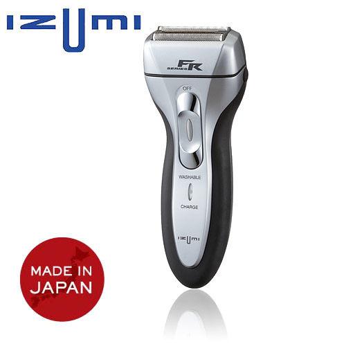 展示機出清! 日本 IZUMI 銳角三刀頭快充電鬍刀 FR-300 日本原廠製造 全球一年保固 FR300 - 限時優惠好康折扣