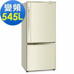 Panasonic 國際牌 545公升 變頻雙門冰箱 NR-B555HV