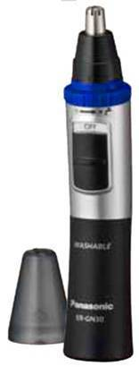 Panasonic 國際牌 兩用水洗式電動鼻毛刀 ER-GN30 ★輕鬆修飾鼻毛、耳毛、眉毛、鬍鬚