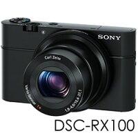 SONY 索尼推薦到SONY DSC-RX100 類單眼 (公司貨) ★106/8/13前贈原廠電池(共兩顆)+16G高速卡+座充+保護貼+吹球清潔組