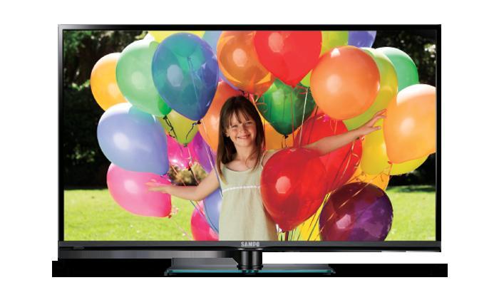 SAMPO 聲寶 42型 低藍光 LED液晶顯示器 EM-42RA15D/解析度HD 1920*1080/USB2.0多媒體影音播放/低藍光影像模式
