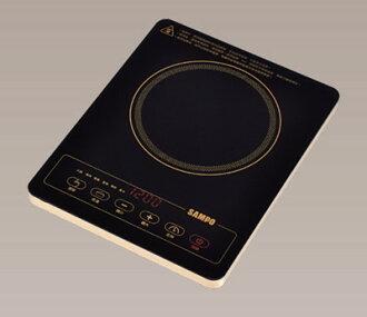SAMPO 聲寶 變頻 超薄觸控電磁爐 KM-SG12P 加熱均勻/輕薄機身/輕觸控式面板