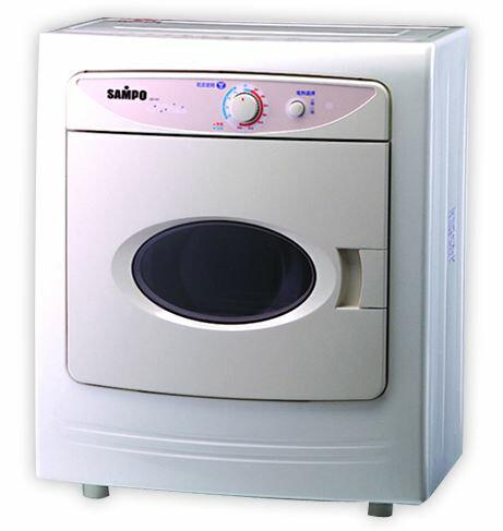 聲寶SAMPO (5公斤) 乾衣機 SD-6C