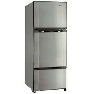 SAMPO 聲寶 580公升 三門 定頻 冰箱 SR-M58GV/SRM58GV/R600a冷煤/DC省電靜音風扇/負離子抗菌
