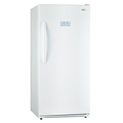 SAMPO 聲寶 391公升 直立式冰櫃 SRF-390S/SRF390S/大型液晶顯示面板/自動除霜/冷凍室多段溫控