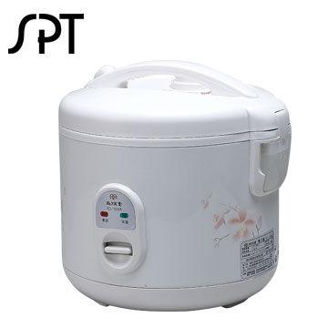 尚朋堂 6人份電子鍋 SC-1606A 煮熟後自動跳保溫 適合一般家庭及小家庭