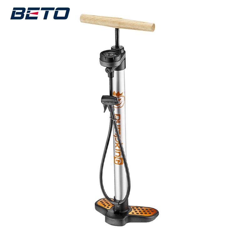 BETO Pumpking 直立式打氣筒MP-067WN  /  城市綠洲(打氣筒、自行車、鋁合金) 1