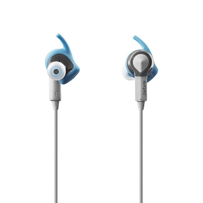 PO SHOPღ 【Jabra】 Coach Wireless 特別版 運動偵測藍牙耳機 (藍)~先創公司貨