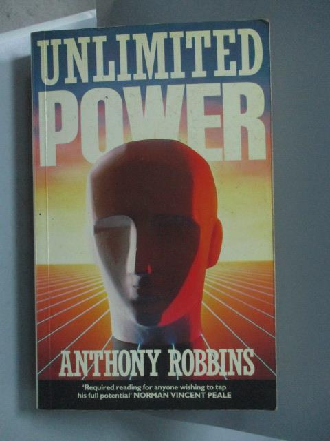 ~書寶 書T8/原文書_ZAD~Unlimited Power_Anthony Robbi