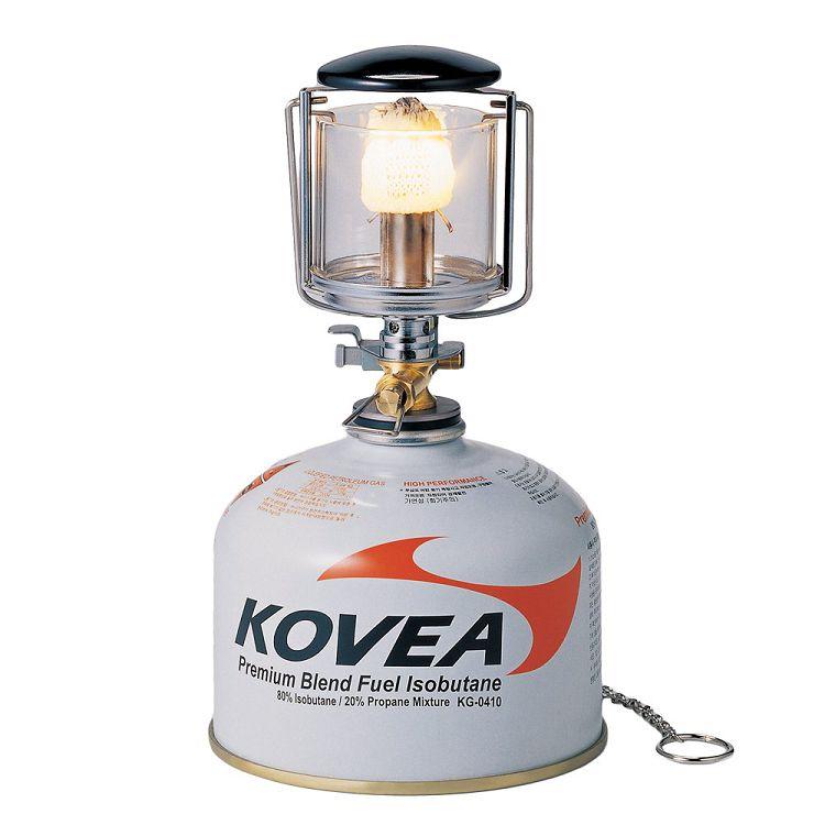 【【蘋果戶外】】韓國 KOVEA KL-103 瓦斯營燈 35流明 附收納盒 瓦斯燈 露營燈 野營燈 (不含瓦斯罐)