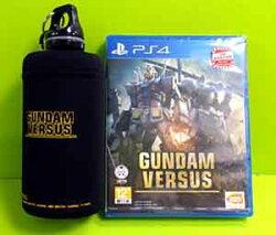 [現金價]  含首批特典 PS4 機動戰士 鋼彈對決 VS 中文 GUNDAM VERSUS 亞版中文版