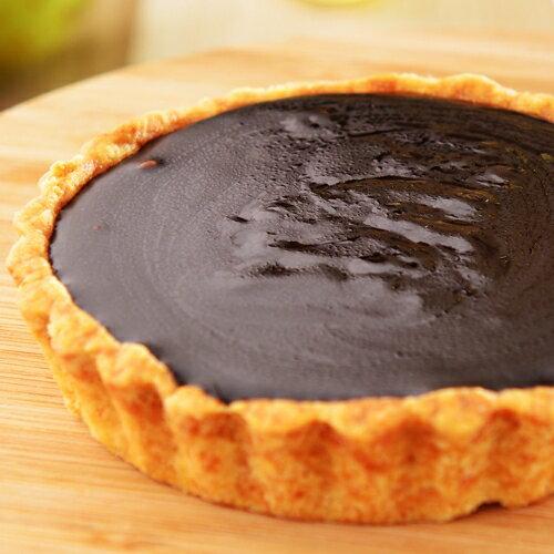 德國70%黑巧克力派3吋★限量50組