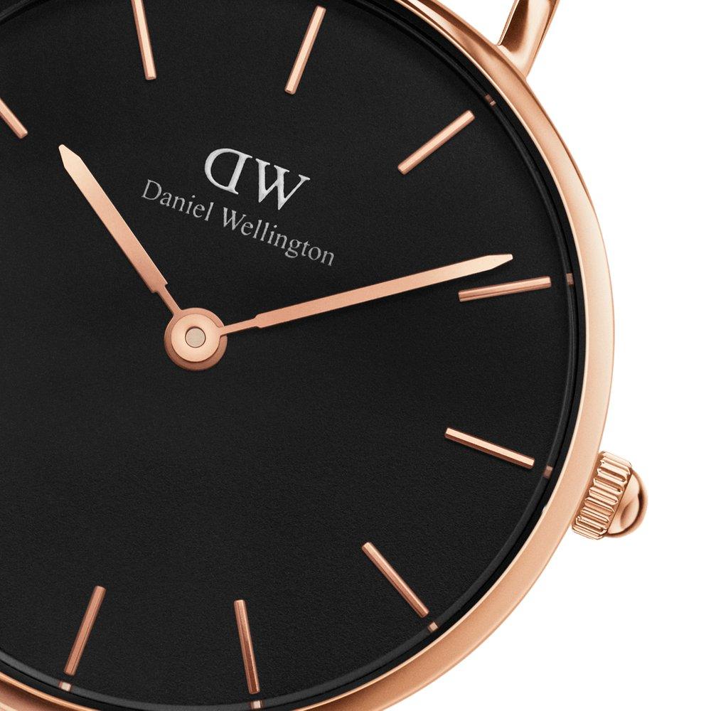 【 Daniel Wellington】 DW  精品手錶 白面 / 黑面金米蘭 28mm / 32mm  (女 保固一年 Palace store) 5