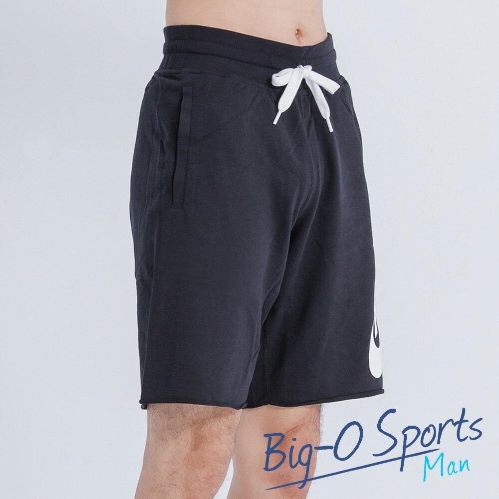 NIKE 耐吉 NIKE AW77 FT ALUMNI SHORT 休閒運動短褲 男 678573013 Big-O SPORTS