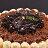 六吋★免運【多茄米拉★皇家經典提拉米蘇】最華麗的方式呈獻/內含5種不同濃度的巧克力/層次口感大大提升/100%義大利頂級Mascarpone乳酪/墨西哥香草莢/獨家巧克力酥菠羅/金箔頂級裝飾/手指圍邊蛋糕/手工製作/每ㄧ口都充滿濃烈的乳酪香~Dolce Vita的銷售排行 NO.1#團購美食#人氣甜點 3