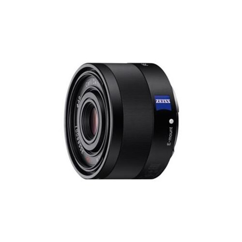 "Sony Sonnar T* SEL35F28Z - 35 mm - f/2.8 - Full Frame Sensor - Wide Angle Lens for Sony E - 49 mm Attachment - 0.12x Magnification - 2.4""Diameter 1"