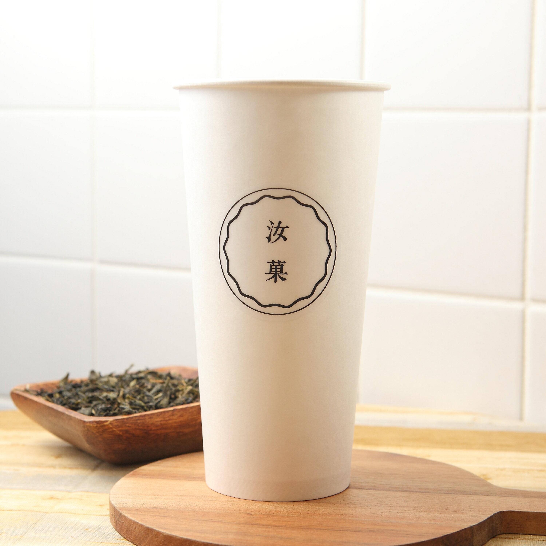 【汝菓】汝菓烤茶 L (冷/熱) 700 c.c.★茶飲★電子票券
