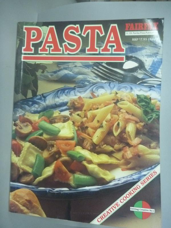 ~書寶 書T1/餐飲_ZBL~Perfect Pasta_Anon