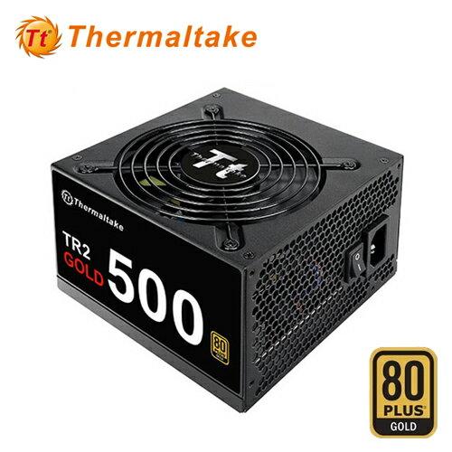 曜越TR2500W金牌認證電源供應器【三井3C】