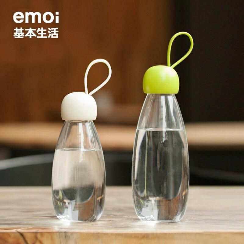 隨行杯 ?emoi基本生活杯子塑料便攜簡約耐摔兒童隨手杯男女學生原宿水杯【小天使】 1