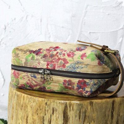 手提包帆布手拿包-文藝清新復古便利女包包3色73sx37【獨家進口】【米蘭精品】