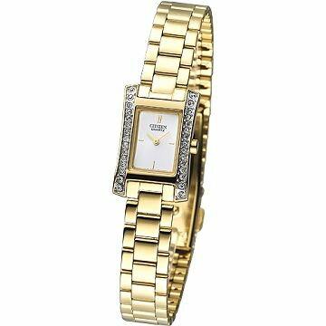 CITIZEN 麗致時尚晶鑽女錶(IP金) EZ6312-52A