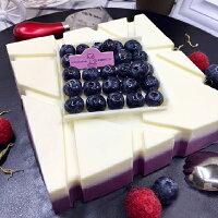 母親節蛋糕推薦到新鮮藍莓生乳酪蛋糕‧聖托里尼|VJ Cheesecake★贈不銹鋼起士刀叉盤組★全店滿499免運就在VJ Cheesecake 乳酪創作工坊推薦母親節蛋糕