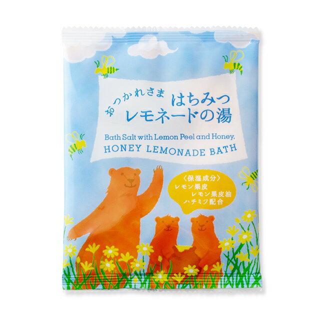 《日本製》CHARLEY 蜂蜜檸檬精油入浴劑 30g 0