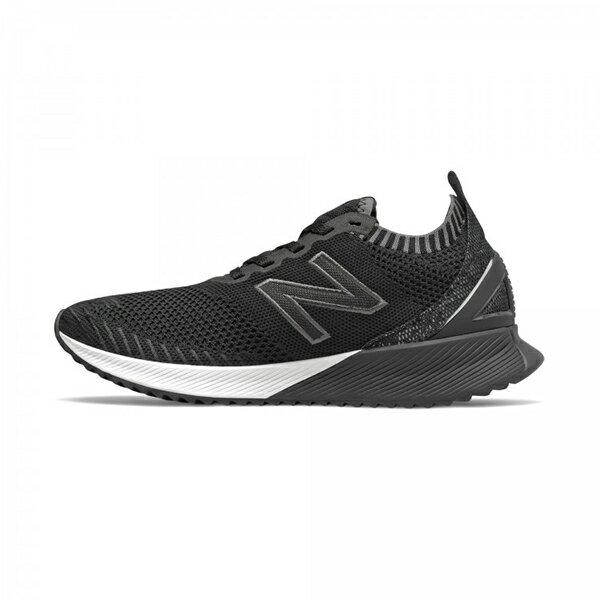 【NEW BALANCE】NB 跑鞋 Fuelcell ECHO 輕量 透氣 黑 女鞋 -WFCECSKB
