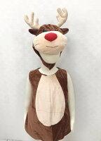 送小孩聖誕禮物推薦聖誕禮物小孩服裝到聖誕節服裝,動物裝扮,澎澎裝,兒童變裝服-麋鹿服裝 /可愛紅鼻子麋鹿服裝就在東區派對推薦送小孩聖誕禮物