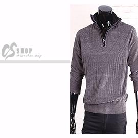 CS衣舖 台灣製造高質感台灣絨紗 保暖毛衣 針織衫 520