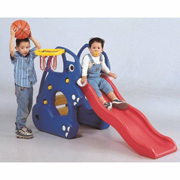 親親 大象溜滑梯【六甲媽咪】