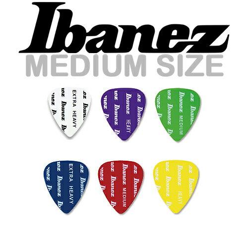 【非凡樂器】Ibanez Clear Nylon 日本製標準彈片pick 糖果配色【MEDIUM】買5送1