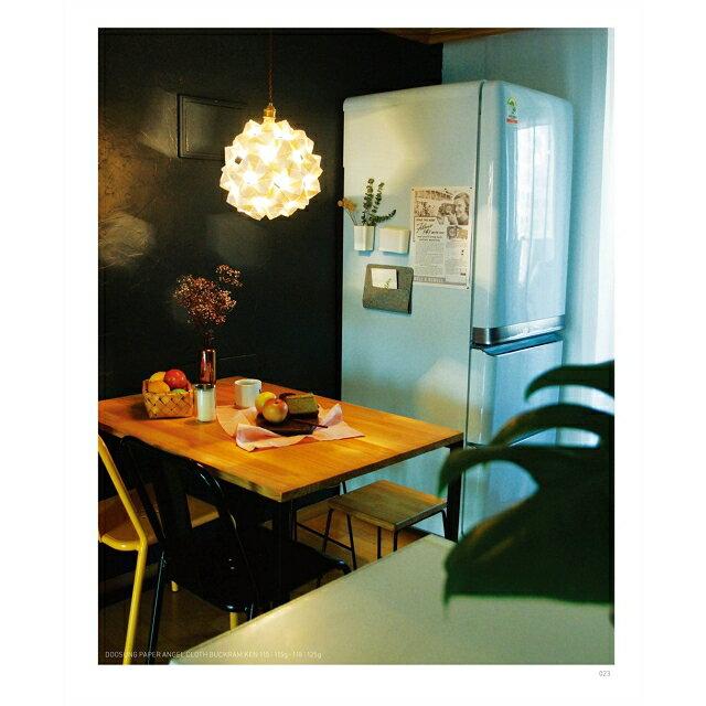 紙上摺學:摺出設計風家飾,從擺設到燈飾讓溫馨小家品味升級 2
