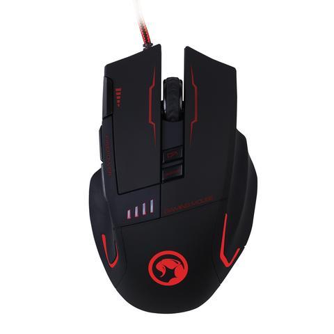 <br/><br/>  MARVO G909H 遊戲滑鼠 電競滑鼠 電競鼠 電腦滑鼠【迪特軍3C】<br/><br/>