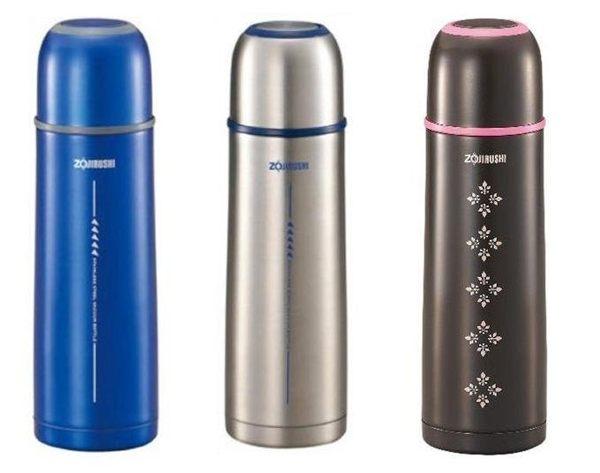 免運費【象印 ZOJIRUSHI】0.5L不鏽鋼保冷保溫杯/瓶 SV-GG50(黑)