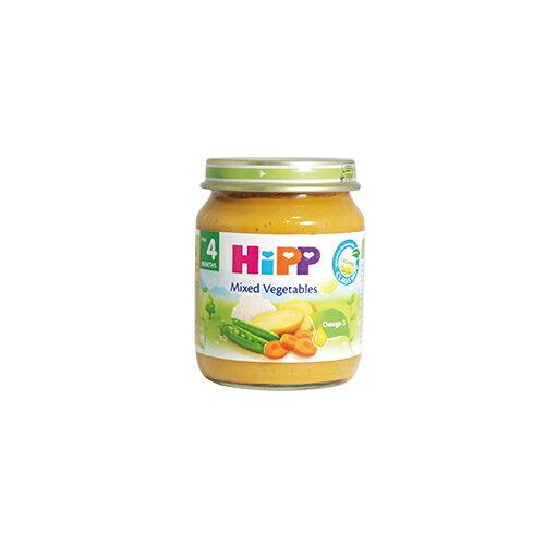 HiPP喜寶 綜合蔬菜泥