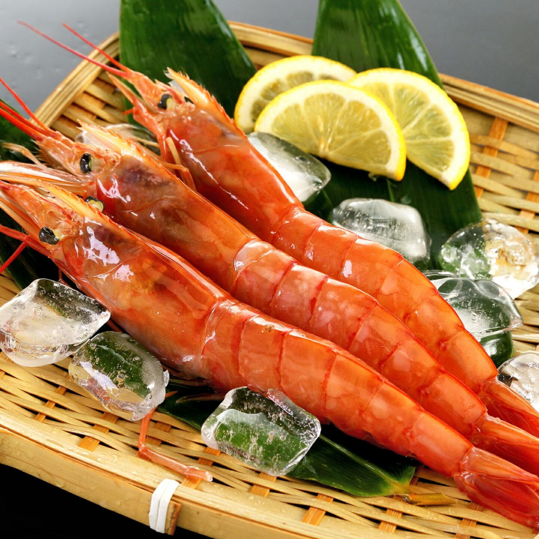 【鮮之流】阿根廷天使紅蝦L1, 2kg/盒