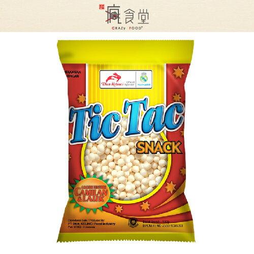 印尼Tic Tac SNACK脆酥球 【團購美食】【超夯零嘴】【大學生了沒】