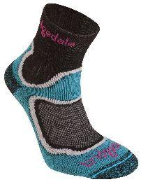 Bridgedale 英國 | 女RS山徑雙圈避震運動襪 | 秀山莊(612-635)