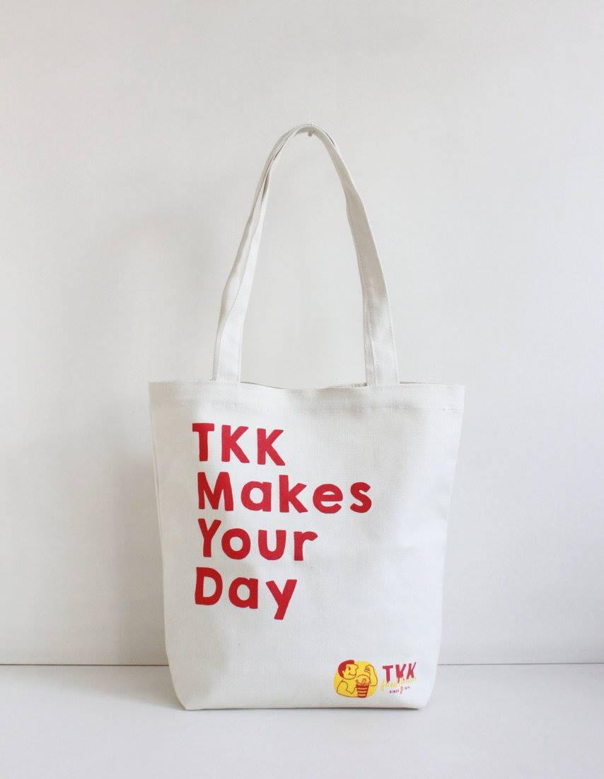 TKK環保帆布袋 ★電子票券★門市取貨★即買即用【TKK頂呱呱】(限定門市使用)★免運