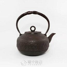 日本 南部鐵器 櫻花 日本鐵壺 茶壺 鐵壺
