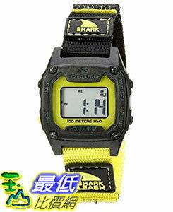[106美國直購] Freestyle 手錶 Unisex 10022925 B00TYE8NQG Shark Classic Mini Digital Display Japanese Quartz Black Watch