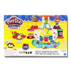 Play-Doh 培樂多 聖代冰淇淋遊戲組★衛立兒生活館★