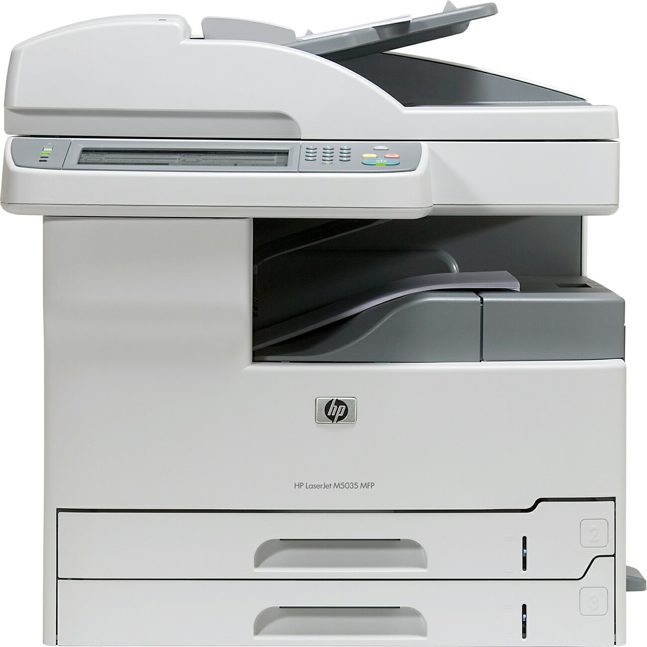 HP LaserJet M5035 Multifunction Printer - Monochrome 0