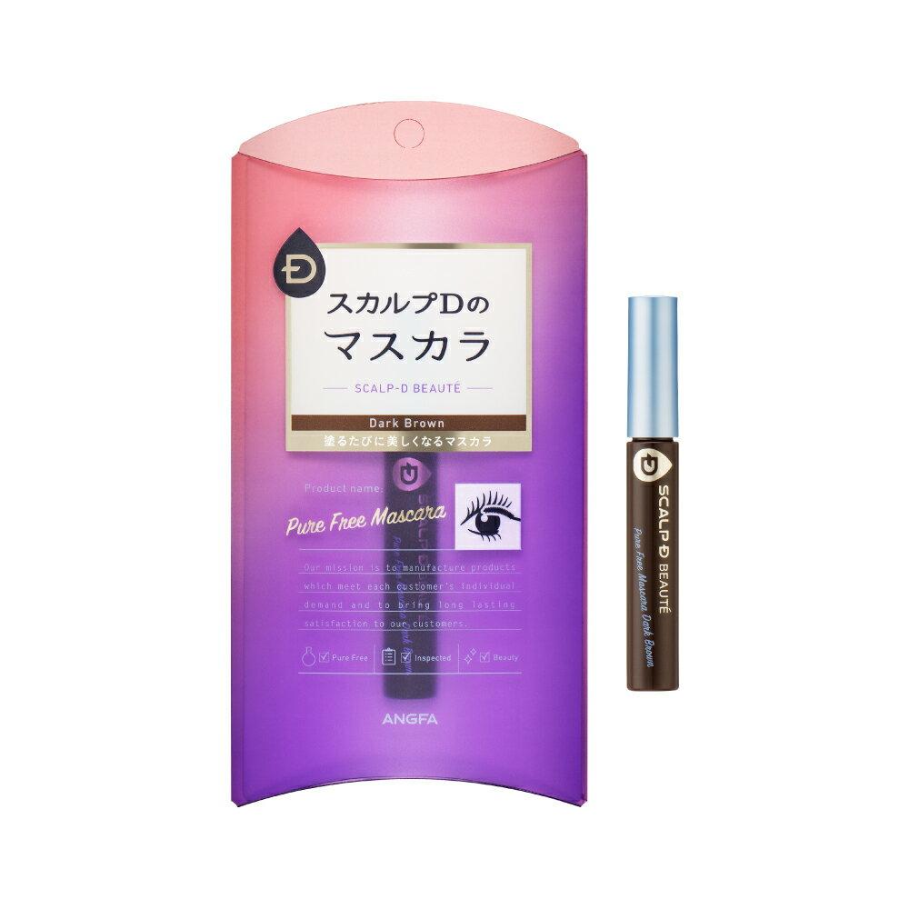 ANGFA,絲凱露D,實力派美萌睫毛膏-咖啡色 6ml-|日本必買|日本樂天熱銷Top|日本樂天熱銷