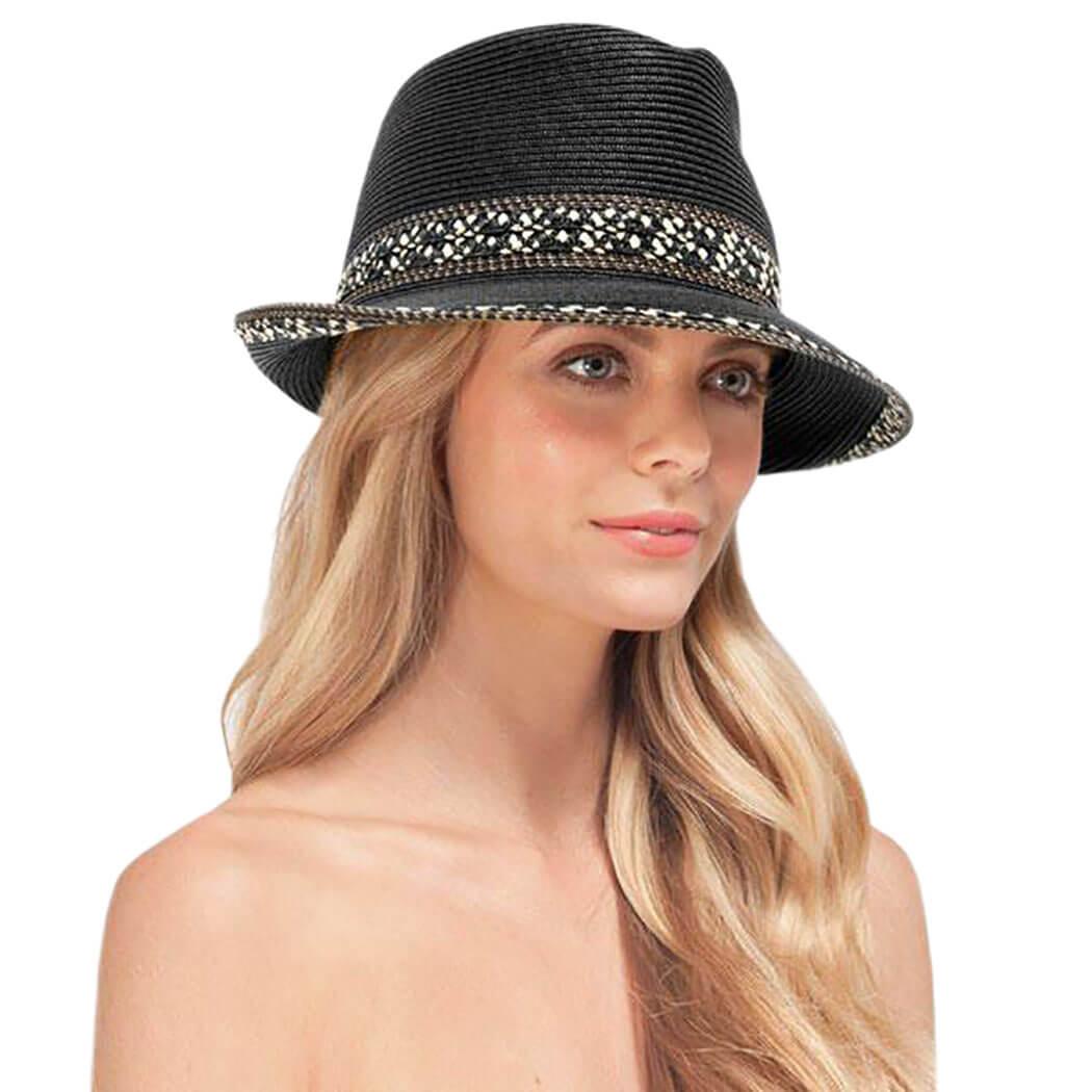 882d6e604 Eric Javits Luxury Fashion Designer Women's Headwear Hat - Big Deal 0
