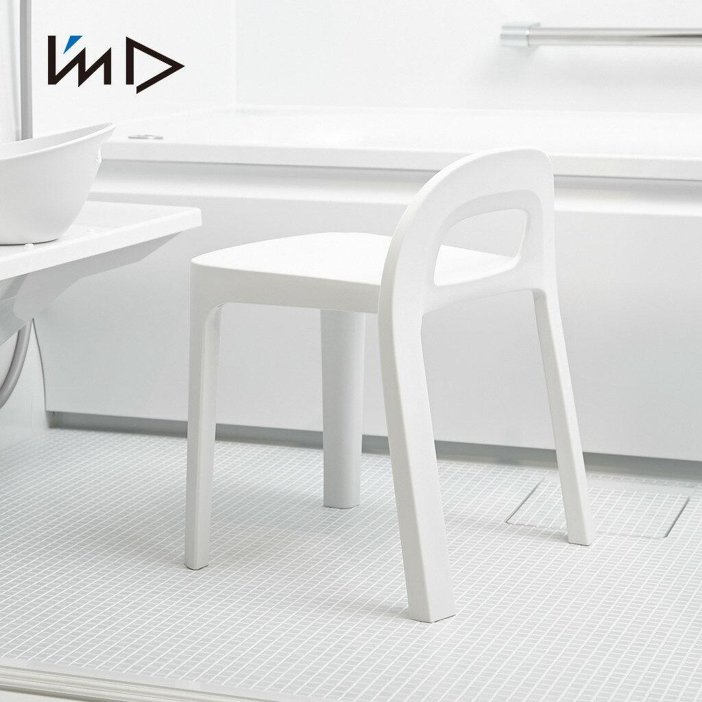 【日本岩谷Iwatani】RETTO高腳一體簡約室內 / 穿鞋 / 浴室椅凳 - 限時優惠好康折扣